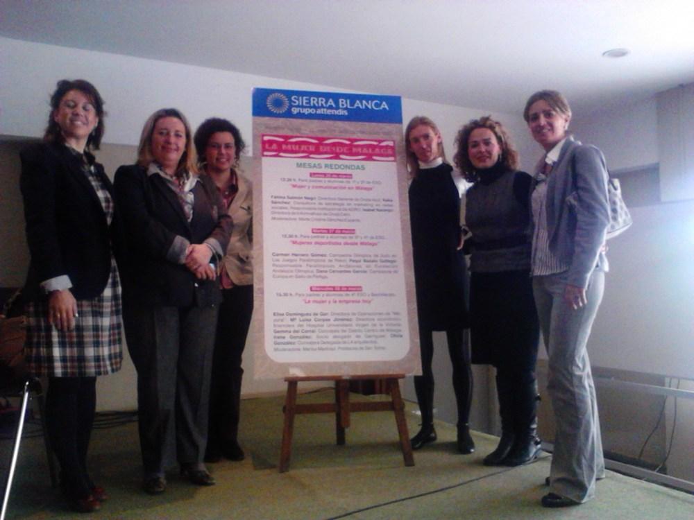 Jornadas intersectoriales Mujer y comunicación en Málaga