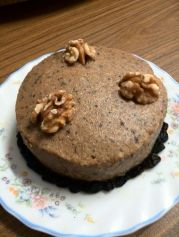 carrot cake no bake