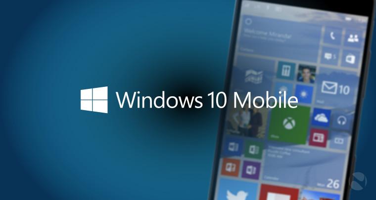 Iniziato il rollout della versione ufficiale di Windows 10 Mobile!