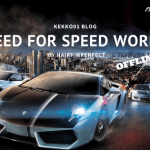 Need For Speed World: il ritorno