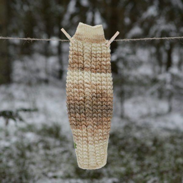 ilgas megztinis šuniui