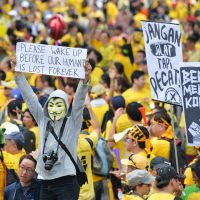 Kes Bunuh Diri Di Jambatan Pulau Pinang Helah Untuk Menghidupkan Arab Spring Di Malaysia?