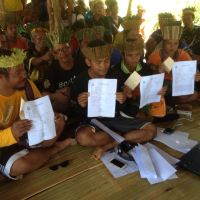 [Video] Pembalakan,! Tiga Individu Tampil Beri Keterangan Di Ibu Pejabat Polis Gua Musang