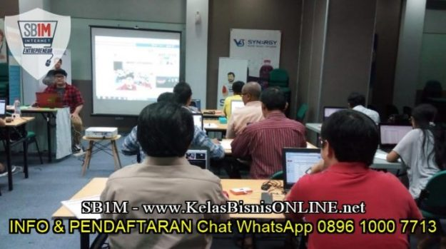 Kursus Internet Digital Marketing SB1M di Jember