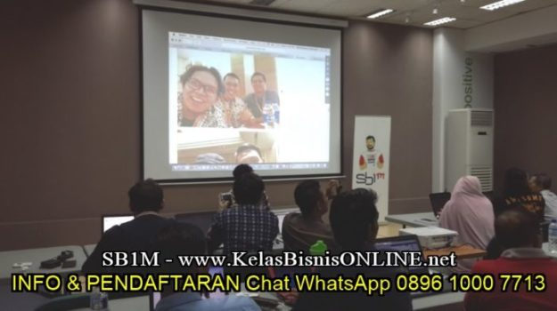 Kursus Internet Digital Marketing SB1M di Sulawesi Barat