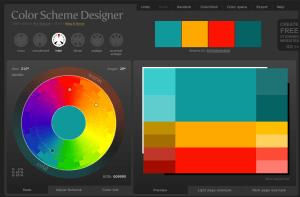Situs Referensi Warna untuk Desainer Grafis