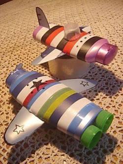 Membuat Mainan Dari Barang Bekas Yang Praktis Dan Edukatif
