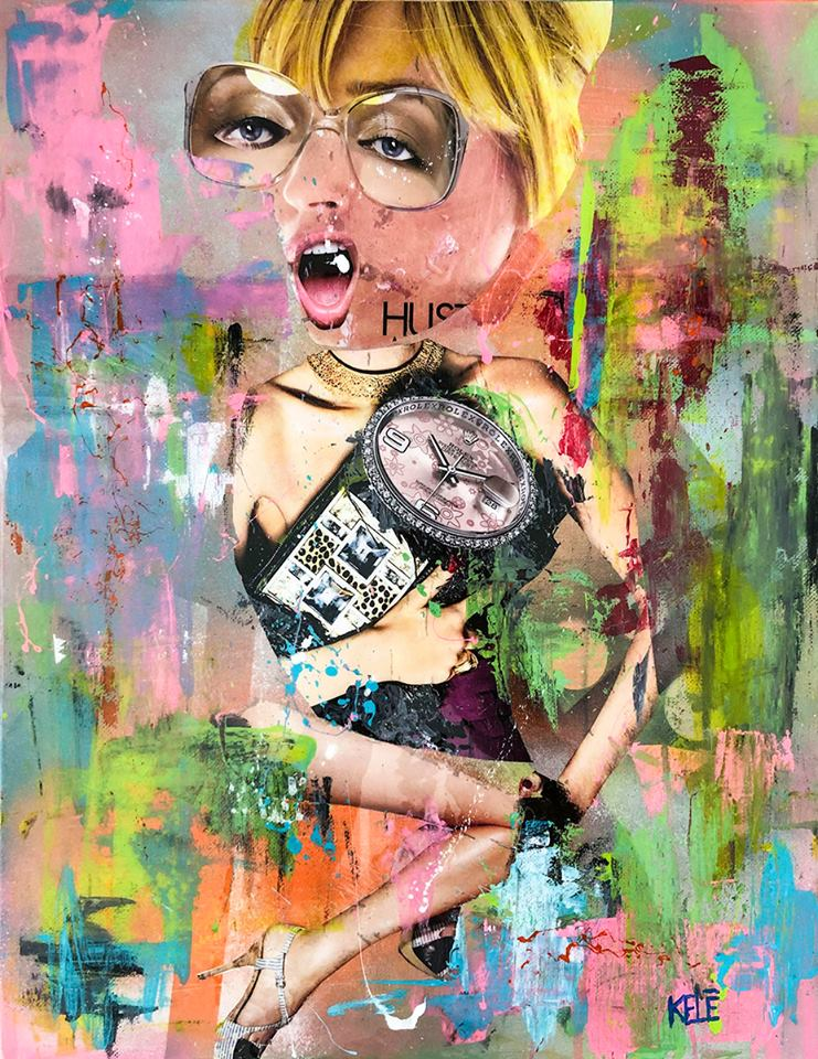 Kele Studio - Material Girl
