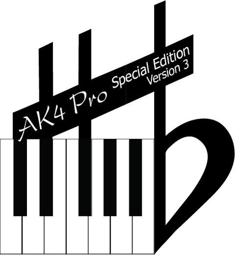 AK4 Pro Special Edition Firmware Version 3