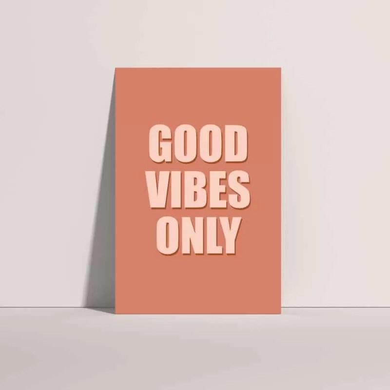 Good Vibes Orange
