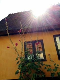Dragør - 12-to amžiaus istorinis miestelis į pietryčius nuo Kopenhagos.