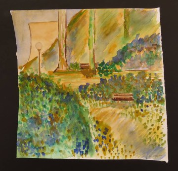 The Shortcut 2 - Watercolor