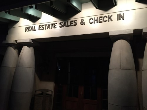 check in closed