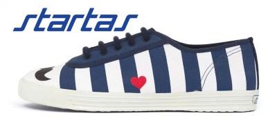 Startas vászoncipők