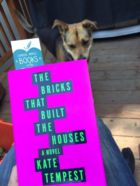 Book - The Bricks that Built the Houses by Kate Tempest