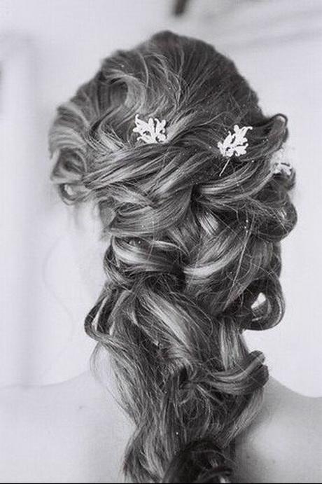 Coiffure Mariage Cheveux Longs Lachs