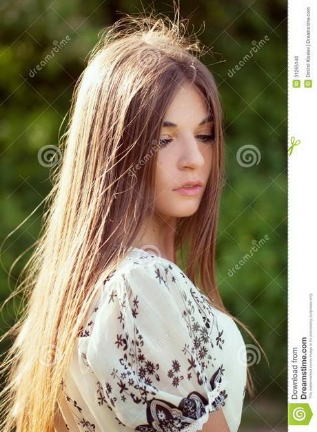 Fille Cheveux Long