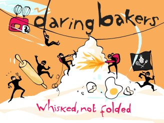 Daring Bakers Strike Again