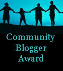 Community Blogging Award