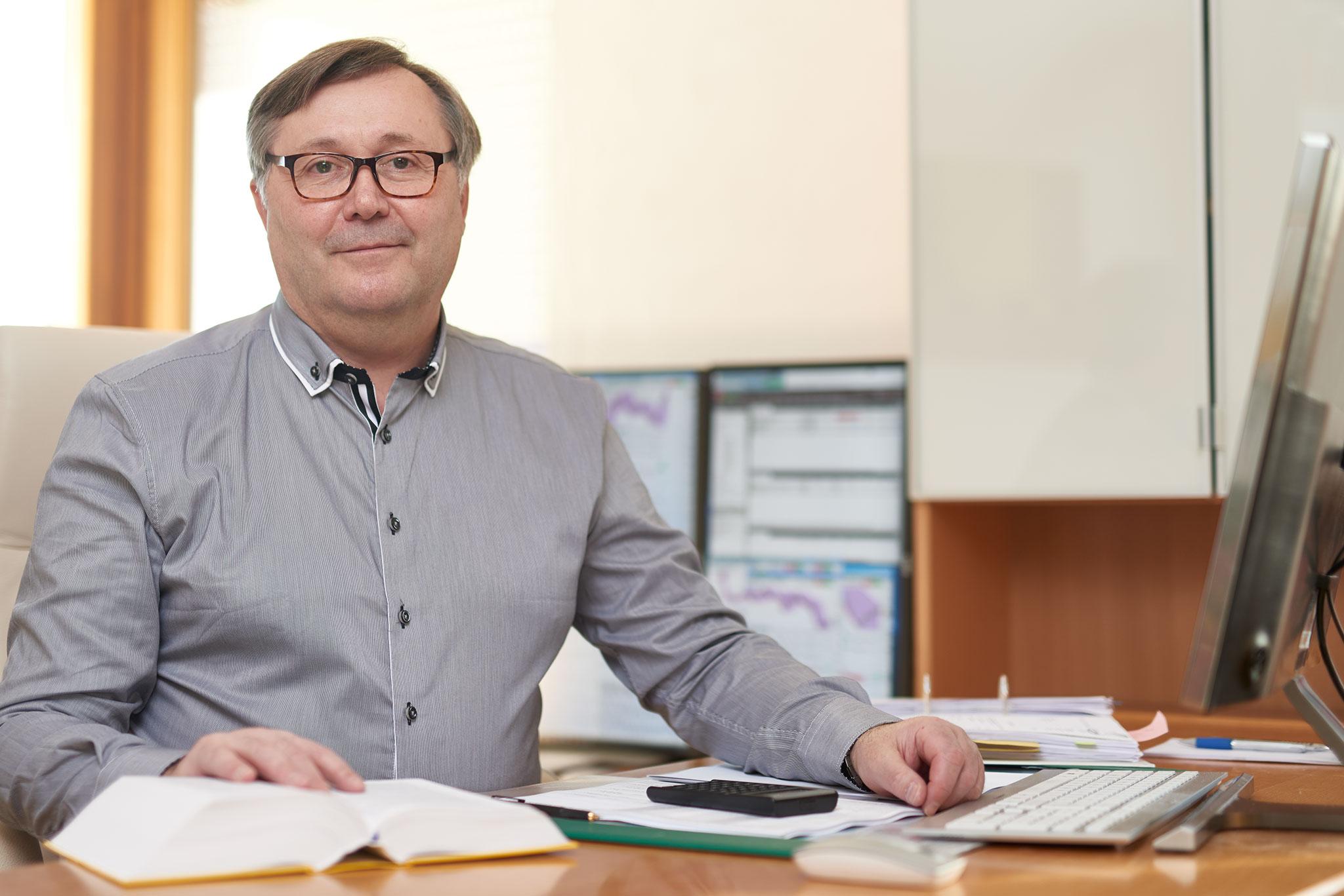 Dr. Wolfgang Kellermair - Ueber uns