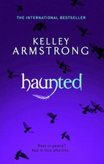 Haunted Trade Paperback  United Kingdom cover