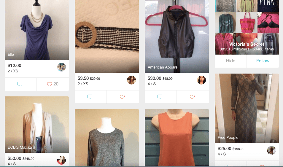 5 Easy Ways to Sell Your Old Clothes Online - Vinted