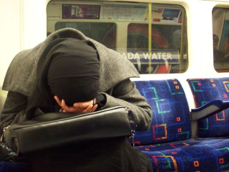 Sleeping Muslim