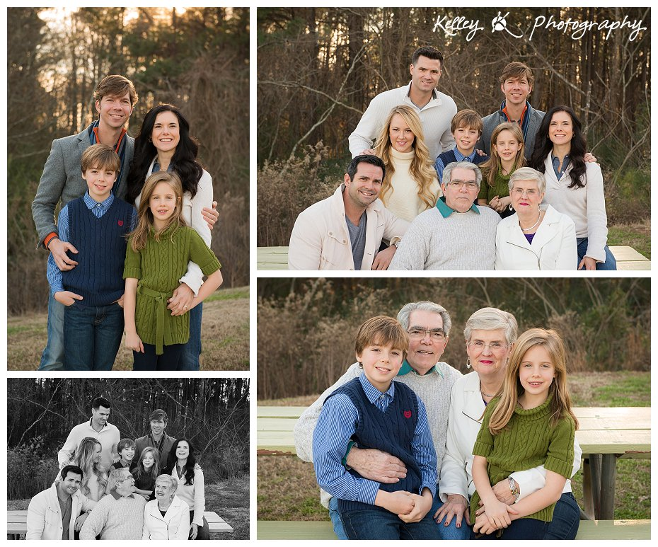 Extended Family Session in Smyrna