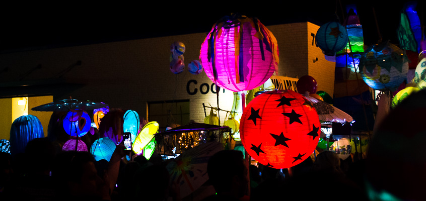 Where We Live: Atlanta BeltLine Lantern Parade