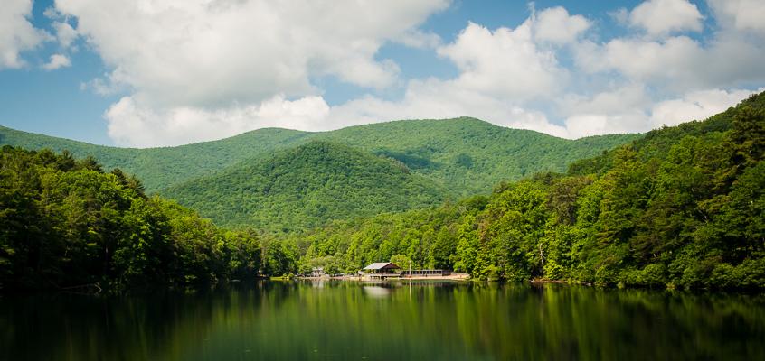 Where We Live: North Georgia Mountains