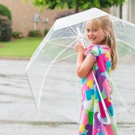 Girl with Umbrella | Kelley K Photography