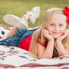 Patriotic Portraits | Kelley K Photography