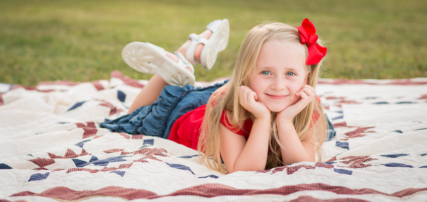 July 4th Patriotic Portraits