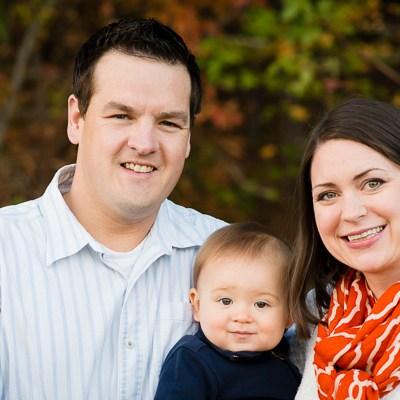 Fall Family Portraits | Smyrna, GA