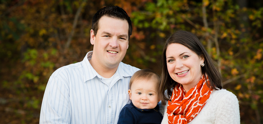 Fall Family Portraits | Smyrna, GA