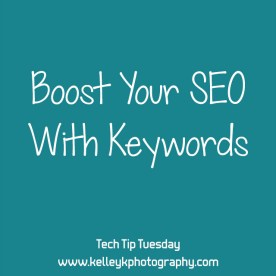 Boost Your SEO With Keywords