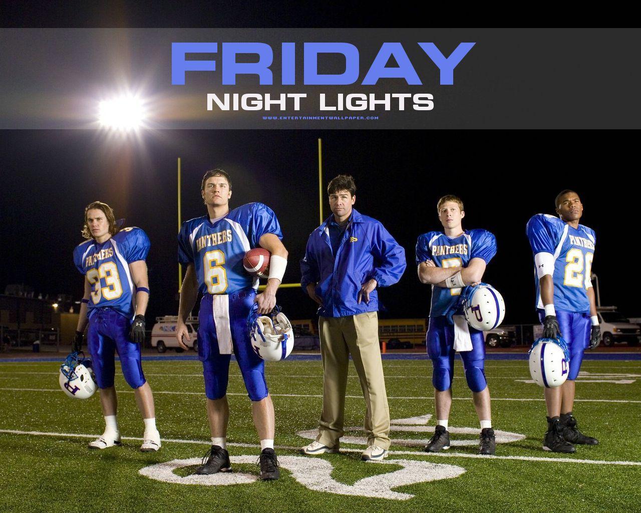 Tv Series Friday Night Lights
