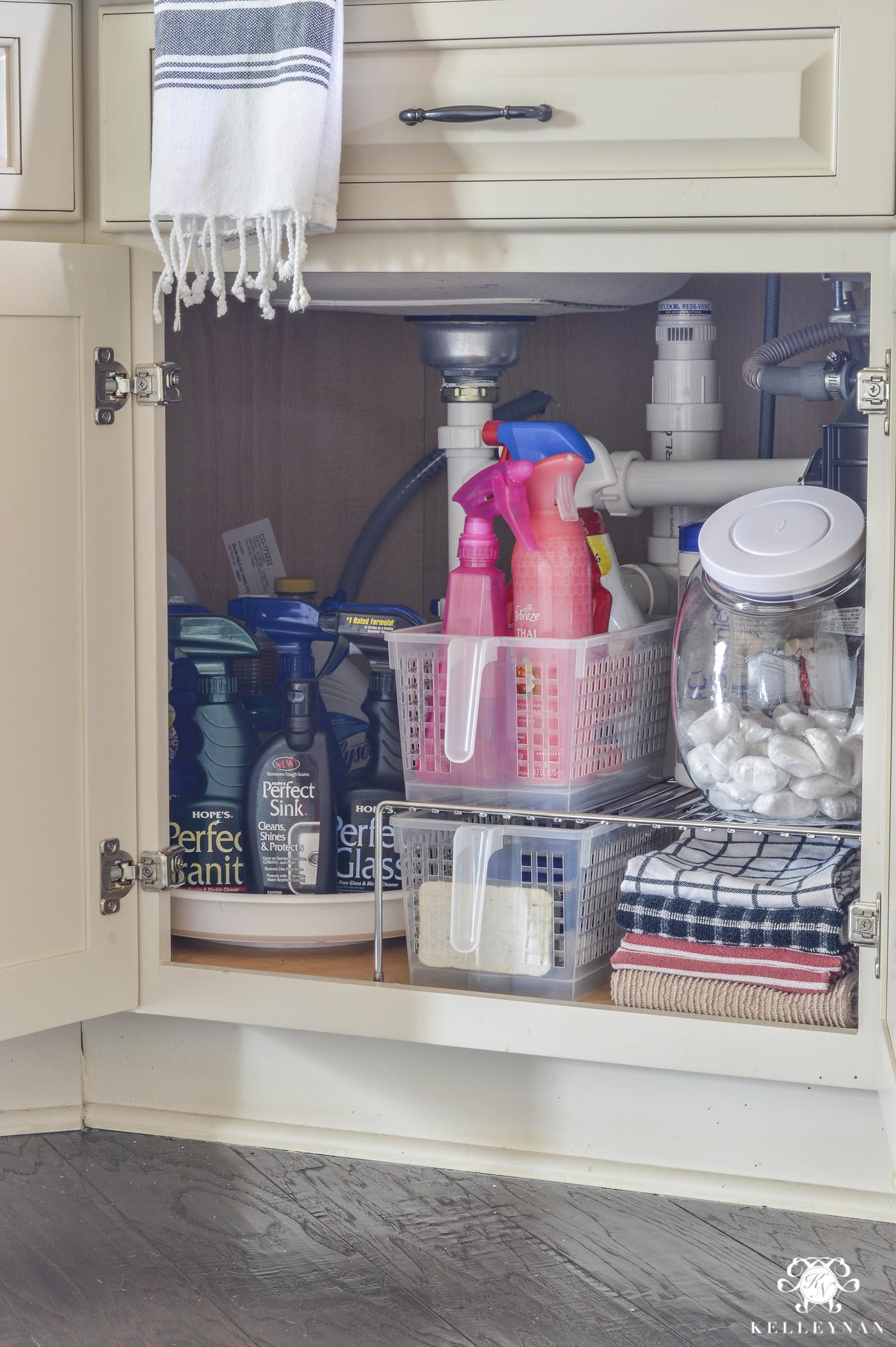 under the kitchen sink kelley nan
