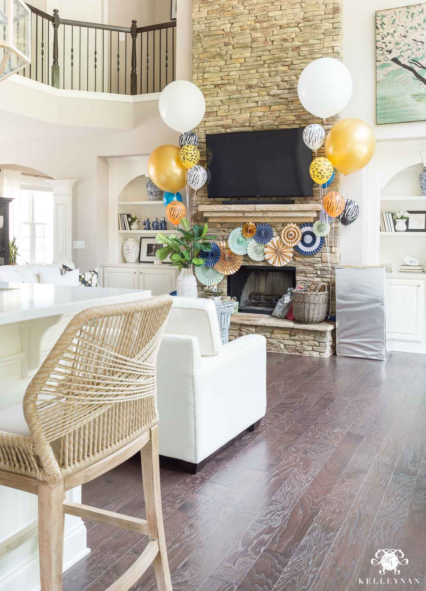 Baby Shower Ideas For Twins Ways To Incorporate A Noah S