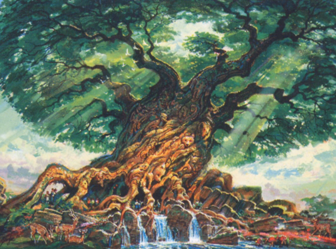 Construction On The Tree Of Life By Kelley Osburn