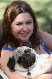 A Pug's love never ends