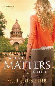 What Matters Most - Kellie Gilbert