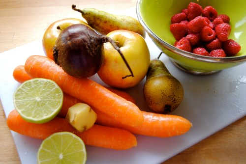 beetroot juice ingredients