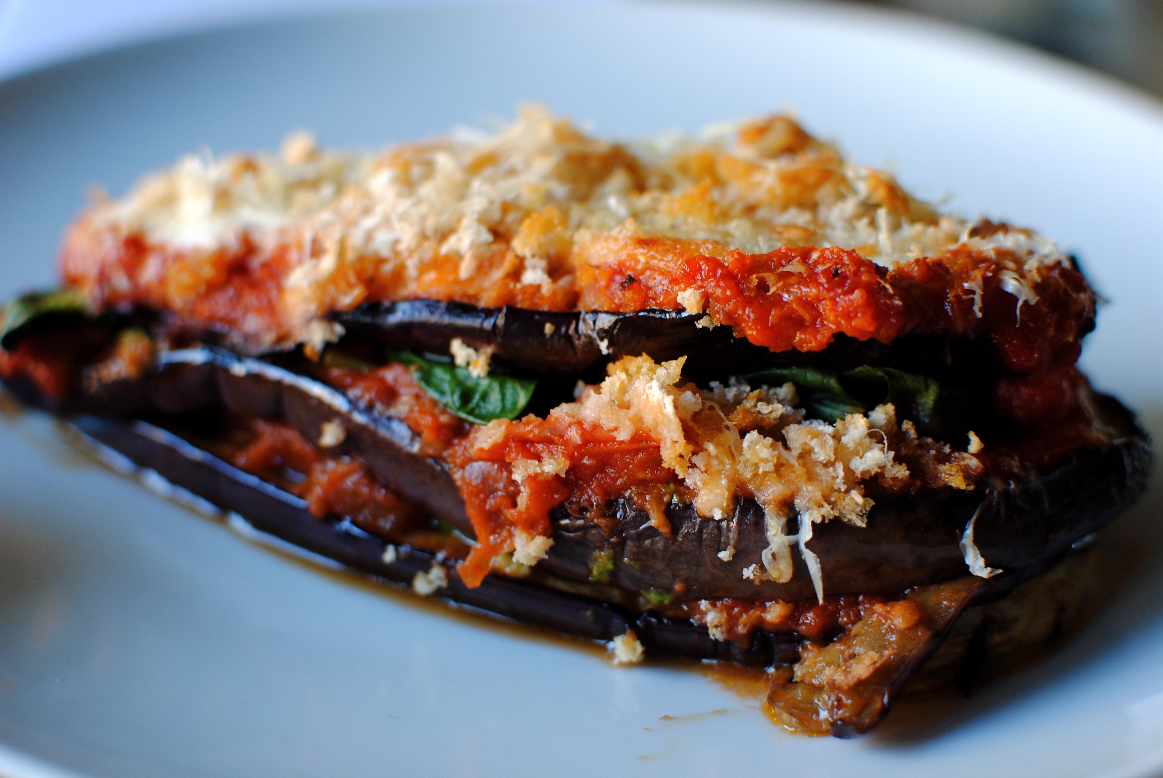 Good Food Aubergine Parmigiana