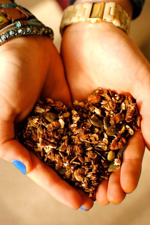 so cocoa granola