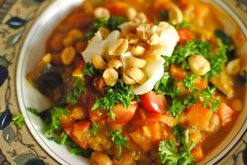 groundnut stew