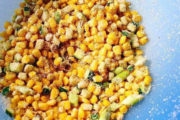 corn fritter batter