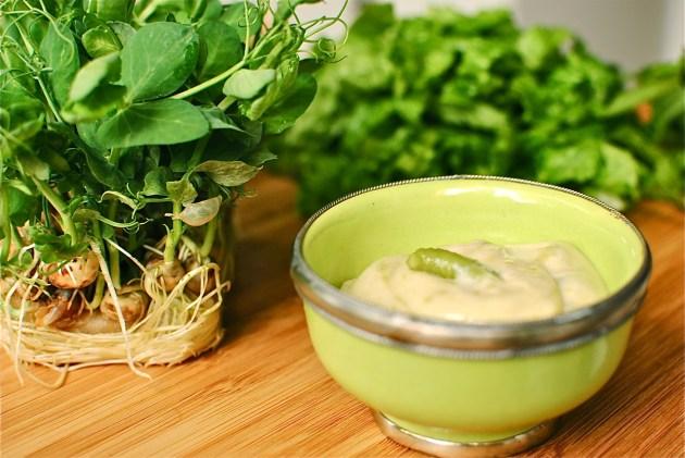 wasabi mayo