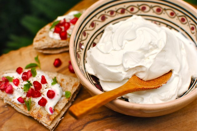 how-to-make-labneh