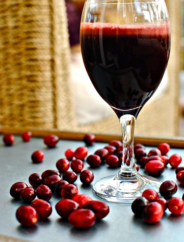 cranberry-kale-juice